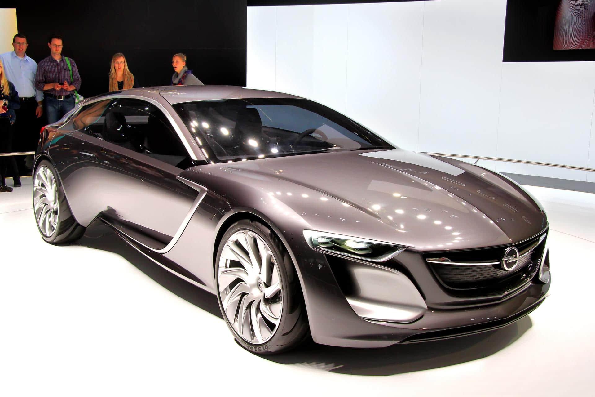 Opel soll neuen Monza als Elektro-Flaggschiff und E-Kleinstwagen planen