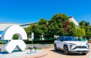 NIO stellt 100-kWh-Akku vor und ermöglicht NIO-Fahrer ein Upgrade