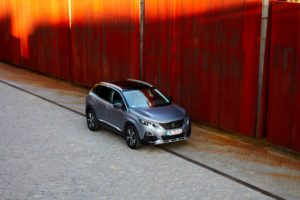 PSA-Total Batterie Joint Venture soll Peugeot e-3008 mit Akkus ausstatten