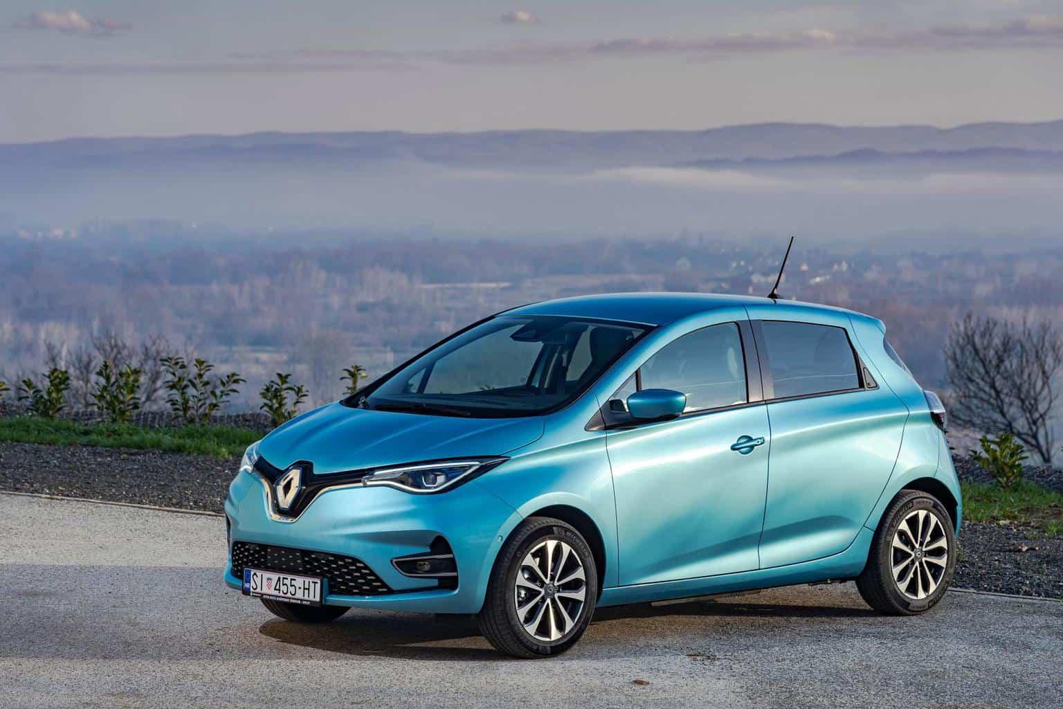 "Beim Elektroauto Renault Zoe ""stimmt im Moment alles"""