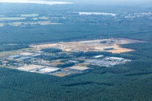 Tesla Giga Berlin: Größte Batteriezellen-Fabrik weltweit mit 0,50$/kWh