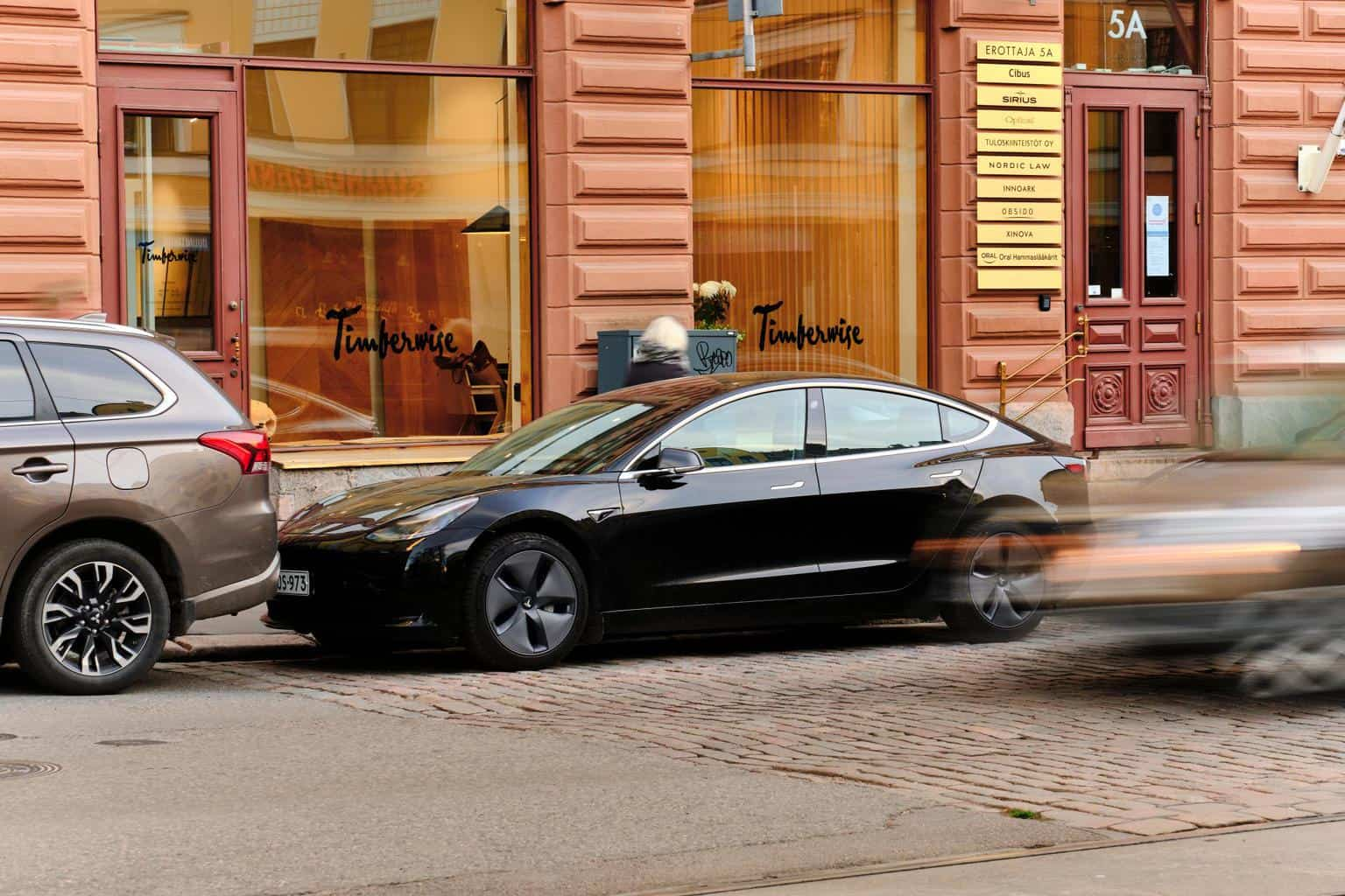 Tesla treibt Model 3-Produktion in Giga Shanghai auf die Spitze