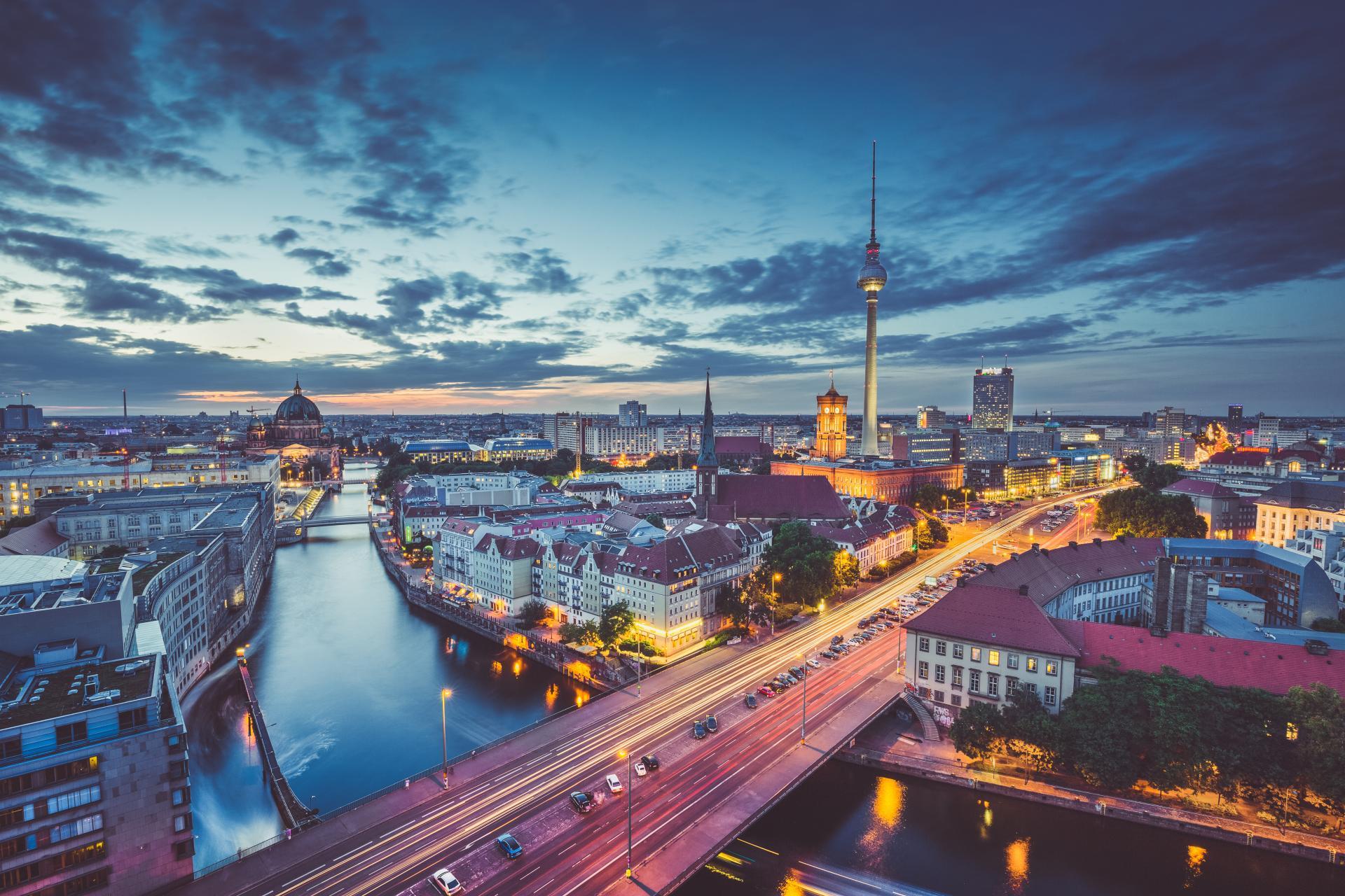Berlin startet Projekt zur Netzintegration von Elektroautos