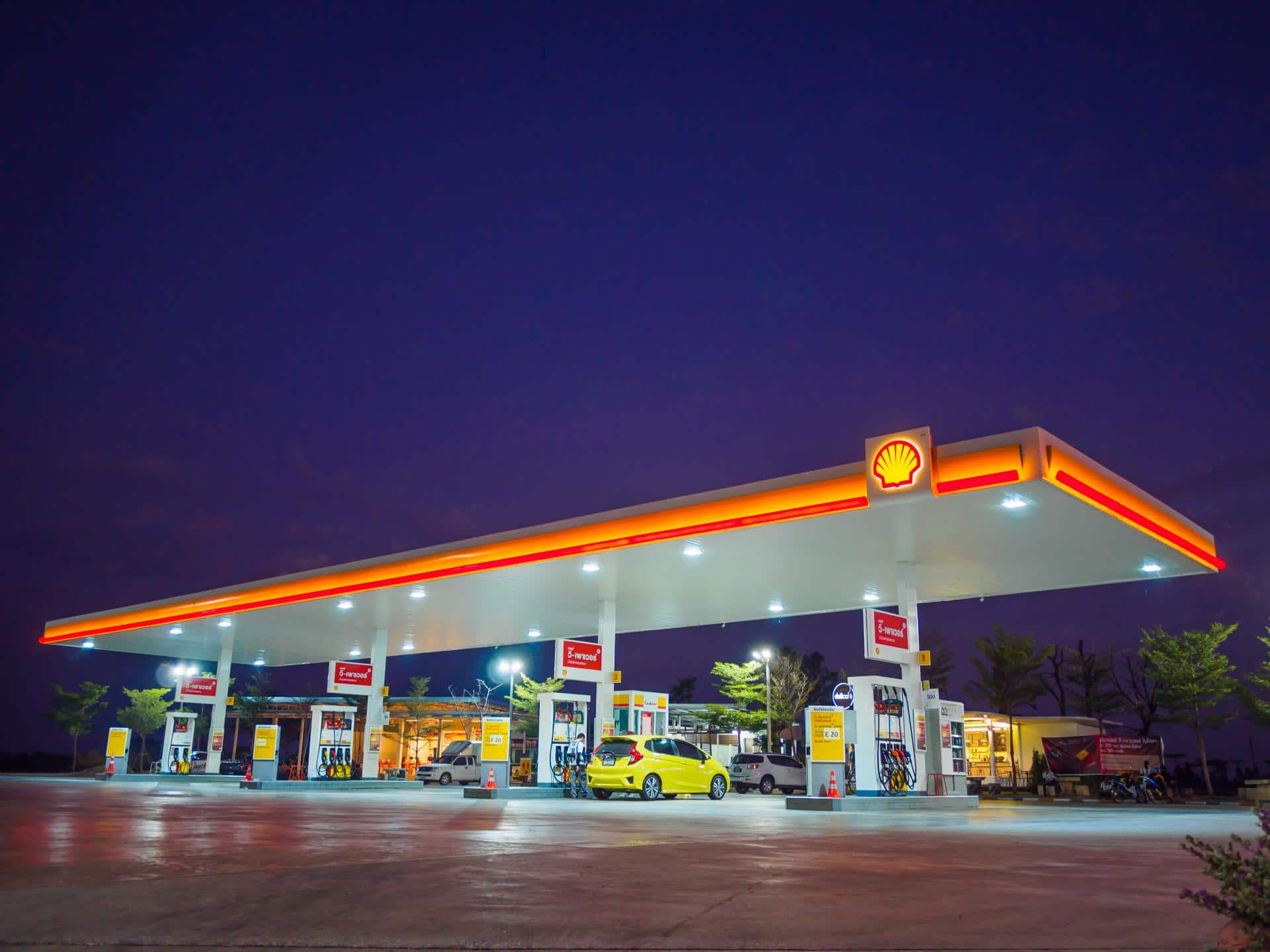 """Shell will an Tankstellen """"nicht nur eine Lademöglichkeit bieten, sondern ein vernünftiges Erlebnis"""""""