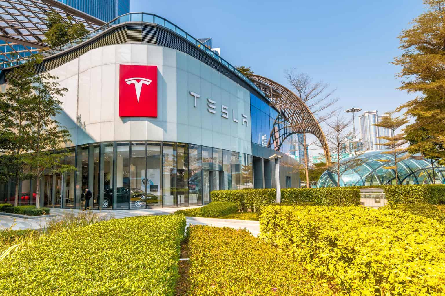 Teslas Gigafactory Shanghai soll im kommenden Jahr bereits 550.000 Fahrzeuge produzieren