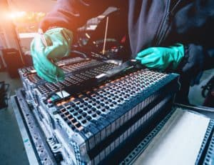 Toyota-Panasonic Batterie-Joint-Venture baut Fertigungskapazitäten auf