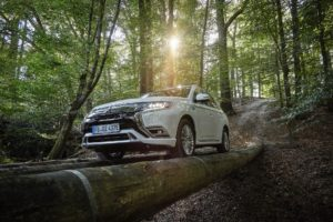 Gerücht: Elektrischer Mitsubishi e-Evolution SUV kommt 2021