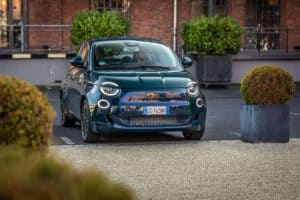 Fiat 500 Limousine 24kWh