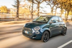 Fiat 500 Limousine 42kWh