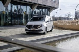 Mercedes EQV 300 Extralang