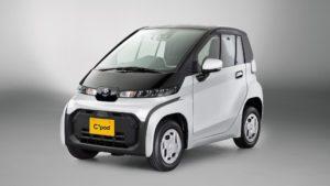 "Toyota kündigt Marktstart des ultrakompakten E-Fahrzeugs ""C+pod"" an"
