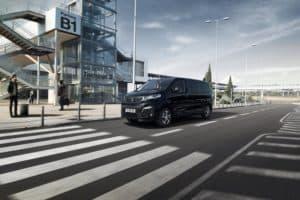 Peugeot e-Traveller L2 50 kWh