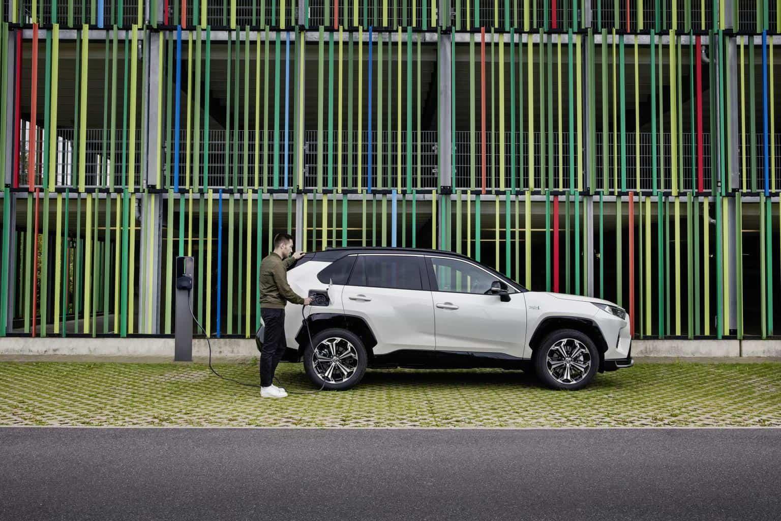 Toyota-Chef hält Elektroautos für einen gefährlichen Hype
