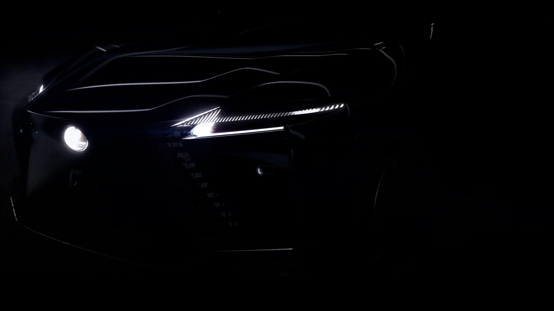 Lexus: Ausblick auf E-Konzeptfahrzeug & elektr. Antriebssteuerung Direct4