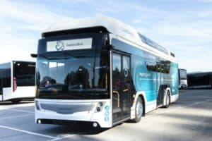 Toyota treibt Brennstoffzellenbus-Entwicklung künftig noch stärker voran