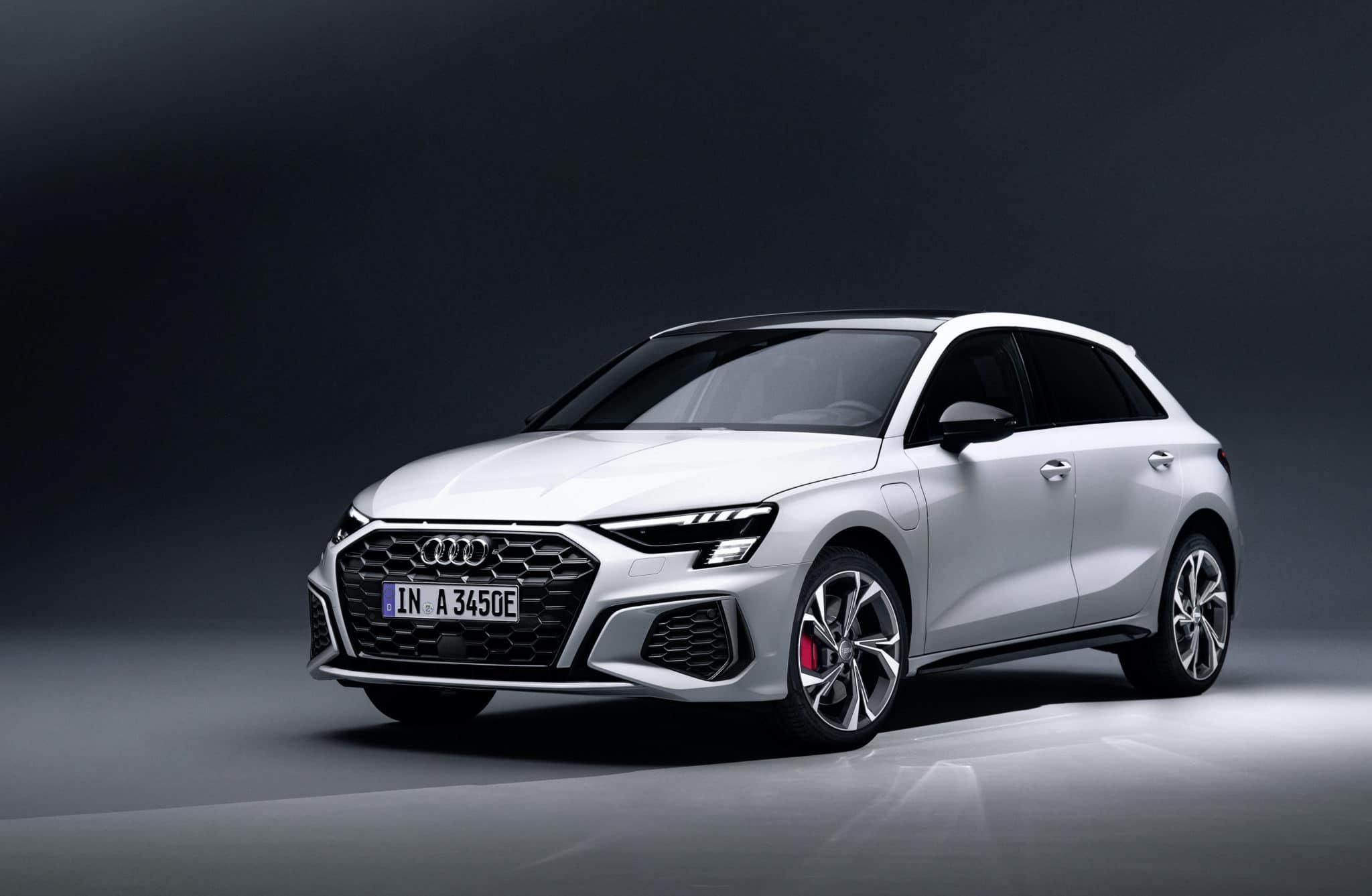 Audi A3 Sportback 45 TFSI e Plug-in-Hybrid