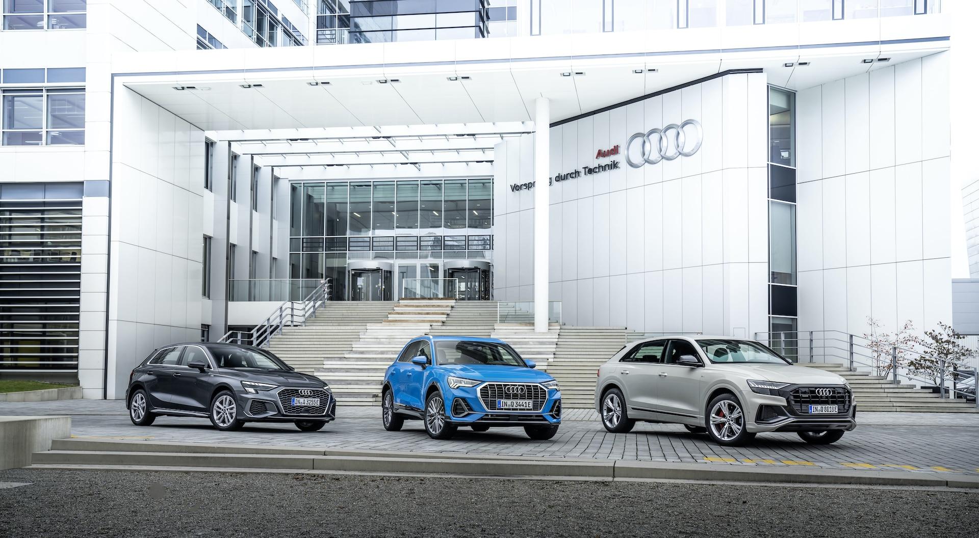 Audi-Plug-in-Hybride