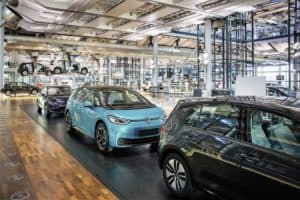 Gläsernen Manufaktur Dresden: VW e-Golf läuft aus; Produktionsstart ID.3 steht bevor