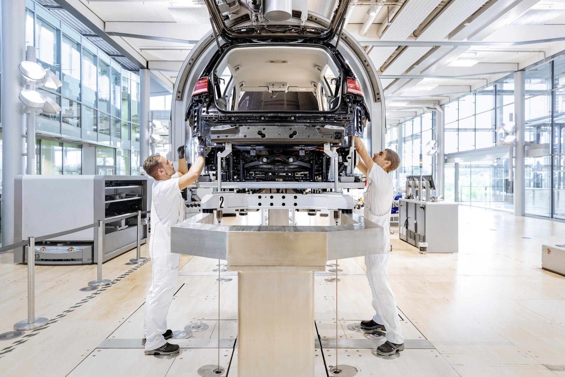 Fraunhofer: VW E-Mobilitätswandel nicht zwingend mit Jobverlust verbunden
