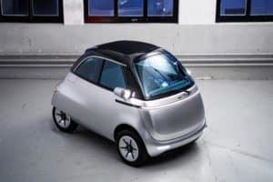Ehem. Audi-/ MINI-Manager unterstützt Microlino 2.0 auf Weg zur Serienreife