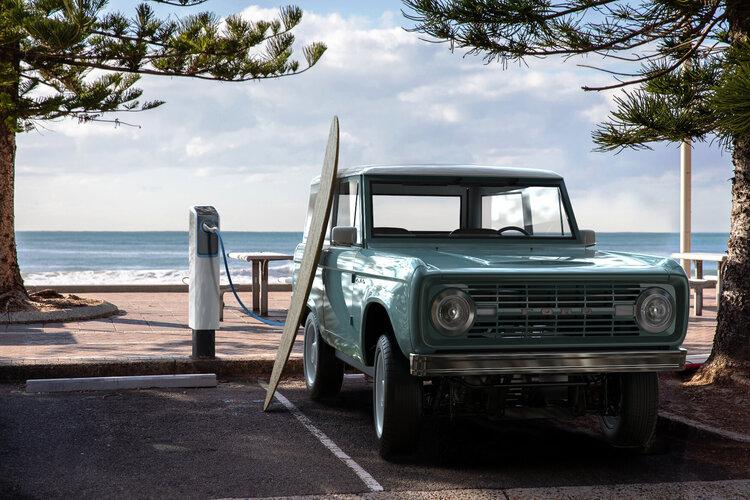 Ford-Bronco-Electric-Umbau-Oldtimer