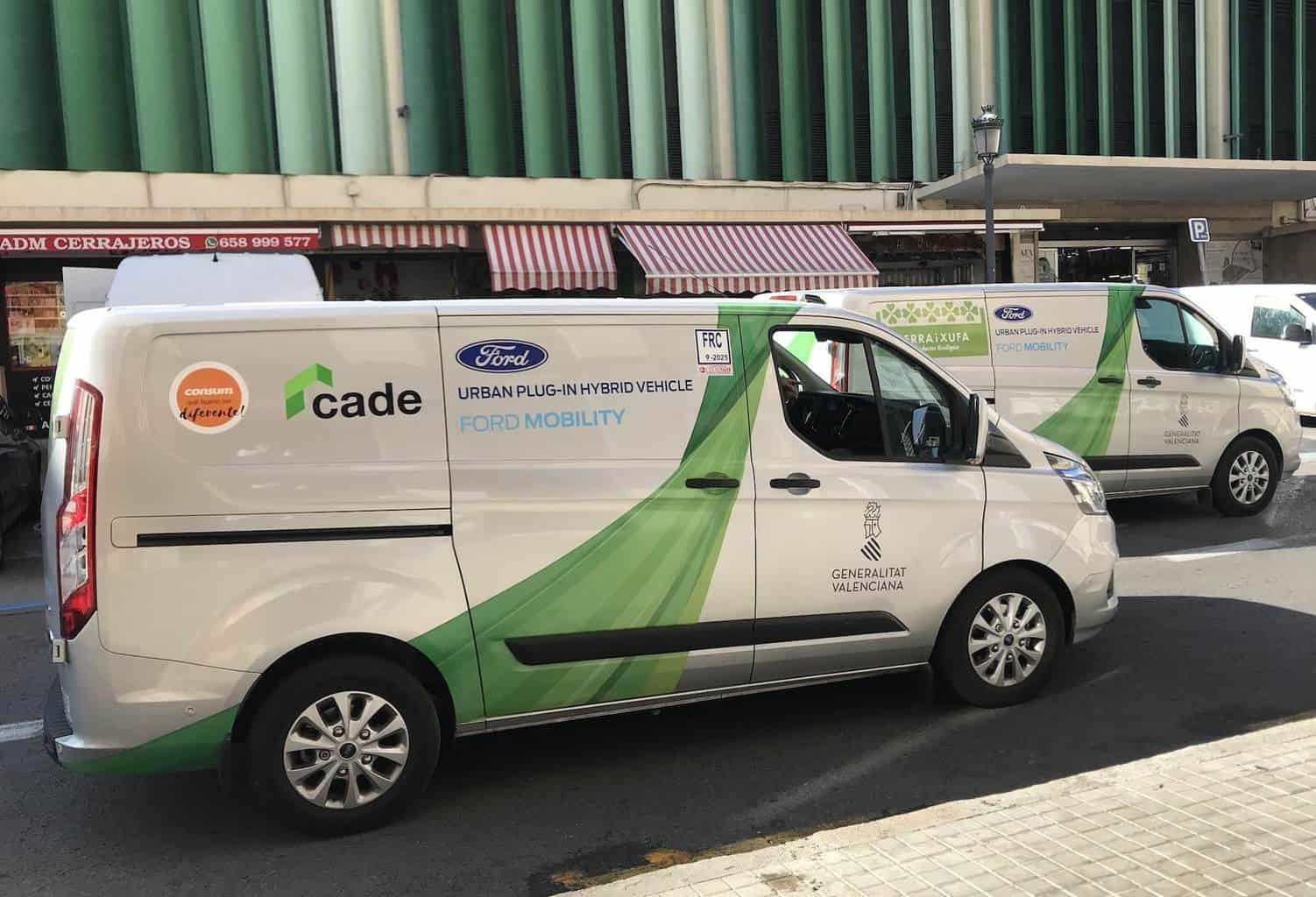Ford-Plug-in-Hybrid-Nachhaltigkeit-Geofencing-Blockchain-Valencia