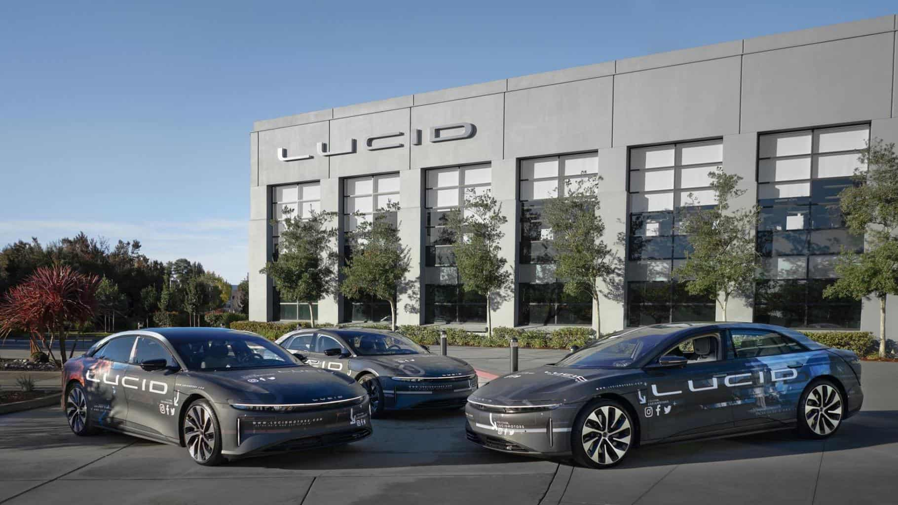 "Lucid Motors: ""Beta 2 Prototypen bringen uns der Produktion immer näher"""