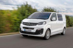 Vehiculum: Opel Vivaro-e 100kW Cargo S Edition leasen ab 145,00 Euro/Monat [Gewerbe]