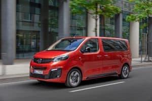 Opel Zafira-e Life S 50 kWh