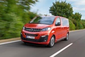 Opel Zafira-e Life M 50 kWh
