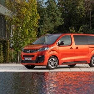 Opel Zafira-e Life L 50 kWh