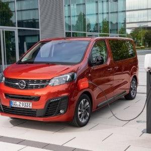Opel Zafira-e Life M 75 kWh