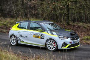 Opel Corsa-e Rally: Blitz. Schnell. - Vielleicht die Zukunft des Rallyesports