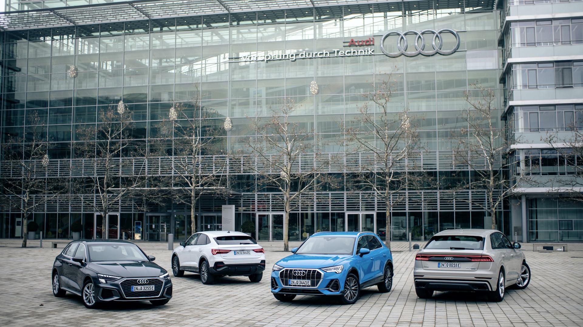 Plug-in-Hybride-Audi