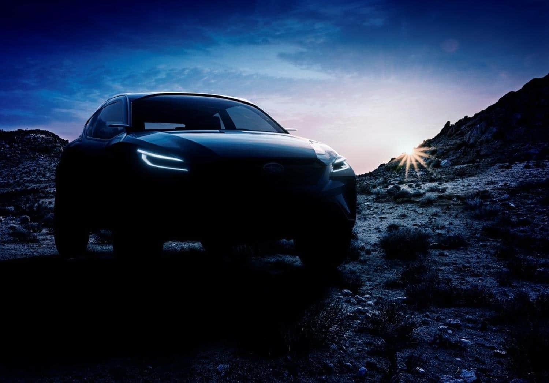Subaru bestätigt Pläne für Elektro-SUV Evoltis noch in 2021 für Europa