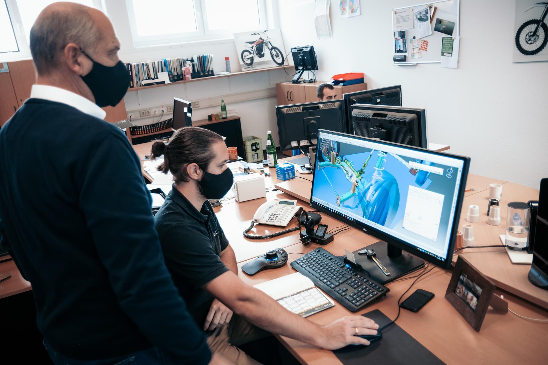 Sono Motors & Team Rosberg Engineering kooperieren bei Sion-Chassis-Entwicklung