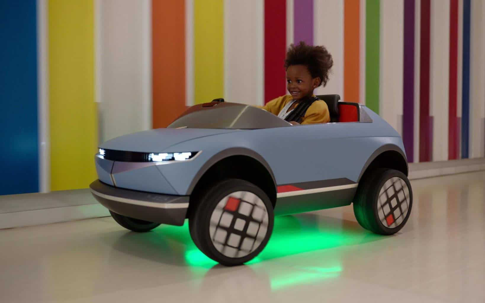 """Little Big e-Motion""-Projekt offenbart Hyundai's neustes Elektroauto"