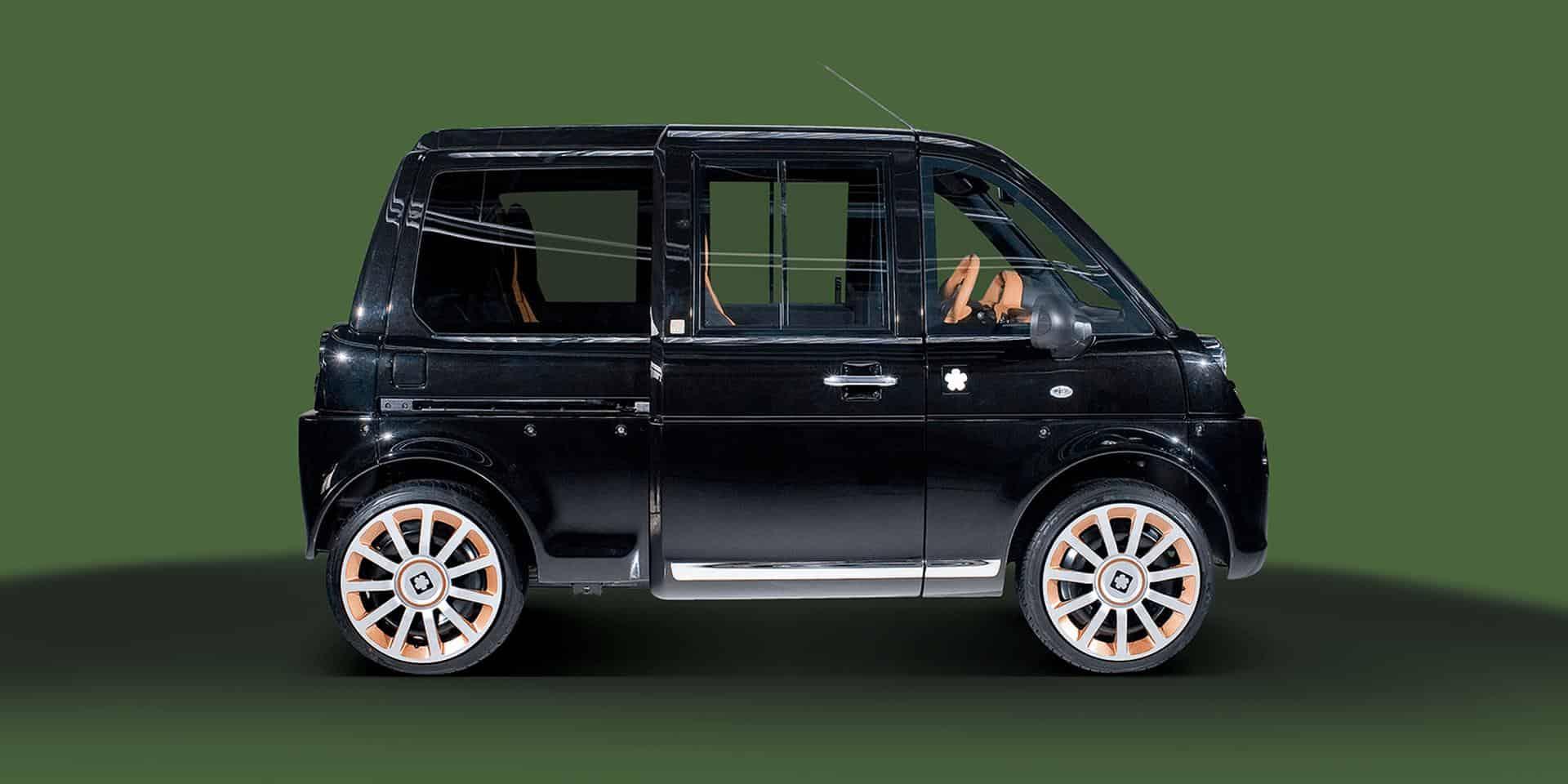 Elektro-Minivan MIA 2.0 soll 2023 für 16.000 Euro zu haben sein