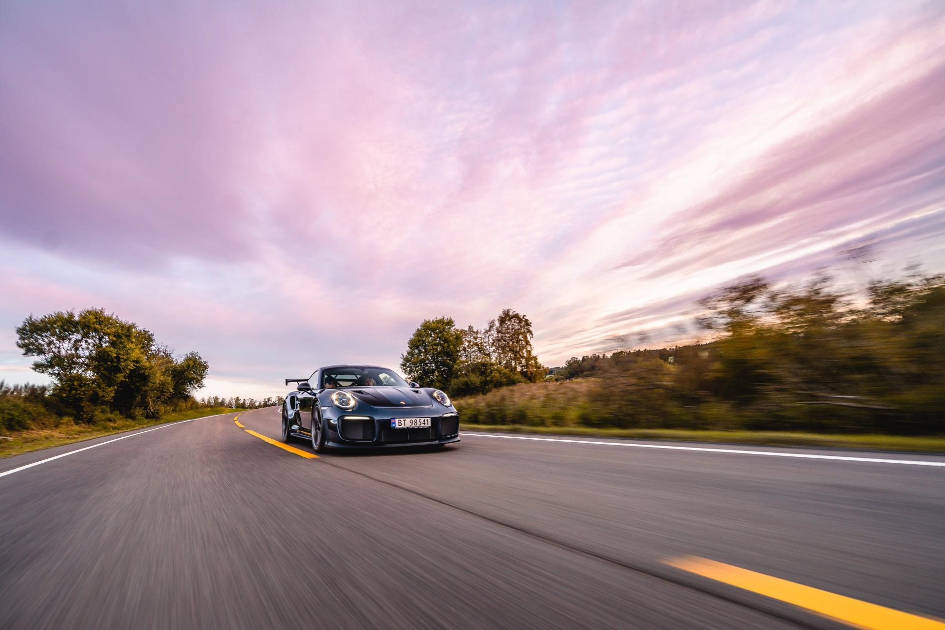 """Warum Porsche auf einen """"Dreiklang der Antriebstechnik"""" setzt"""