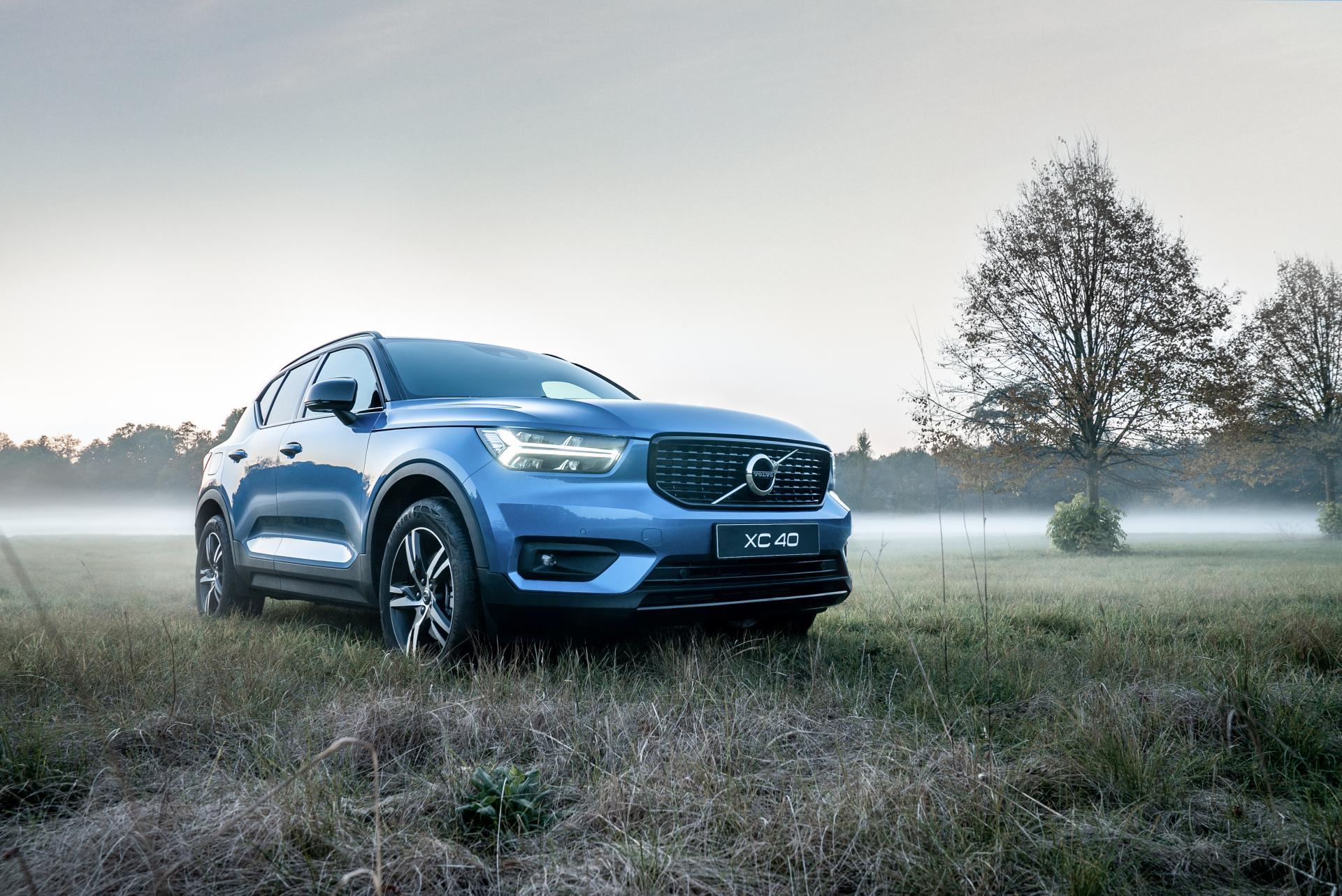 Wie Volvo das Autodesign für eine vollelektrische Zukunft verändern will