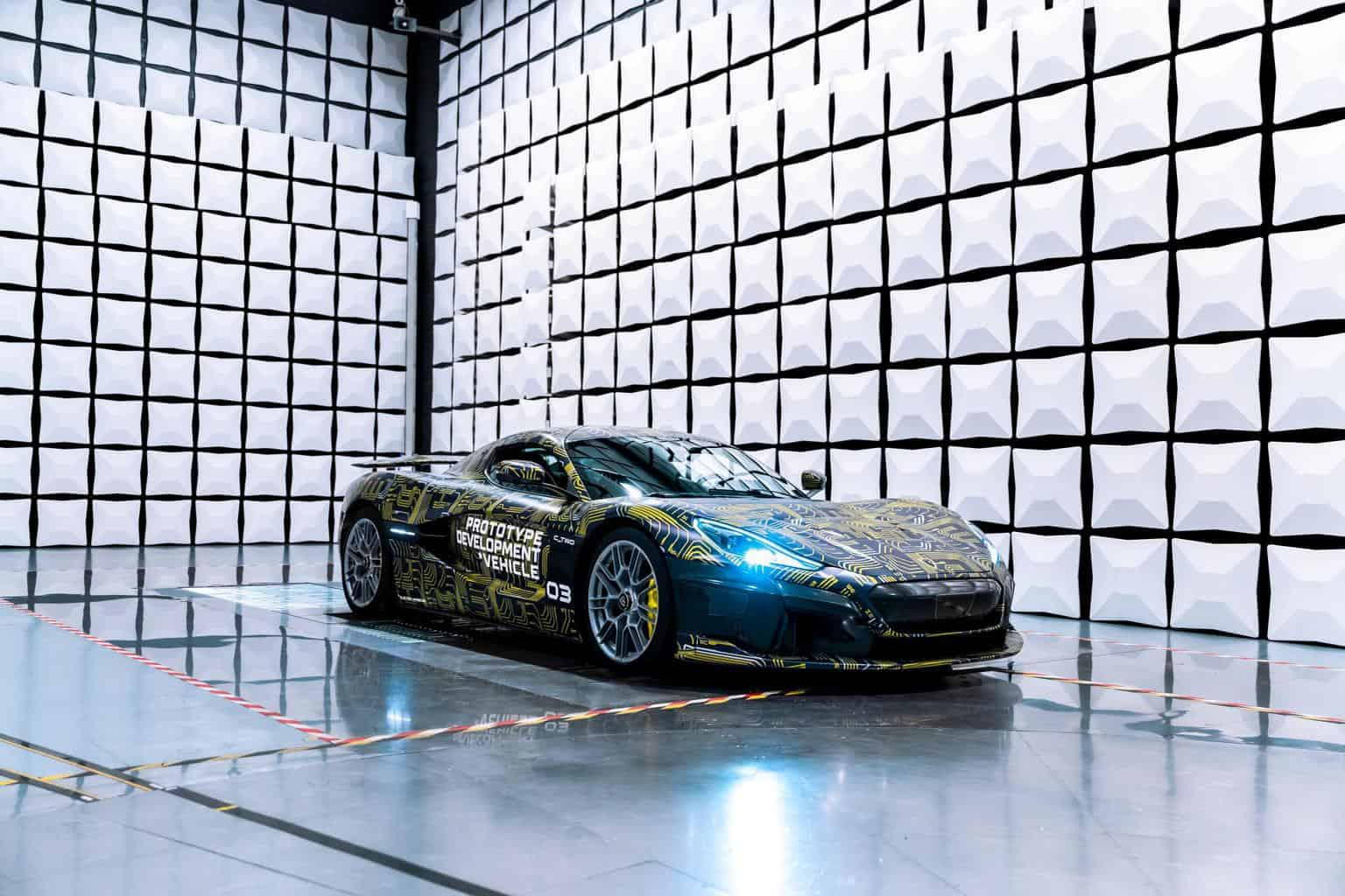 Rimac: Erste Jahresproduktion des E-Hypercars C_Two bereits ausverkauft