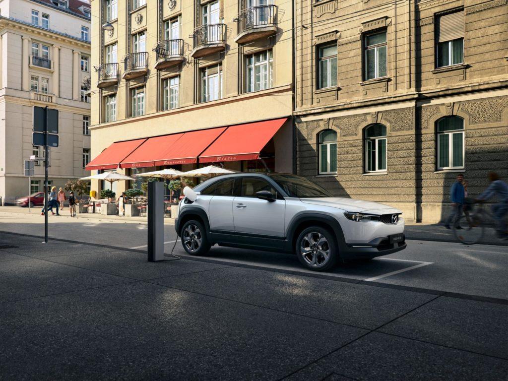 Mazda: 60,5% des Absatzes elektrifiziert, mehr MX-30 abgesetzt als geplant