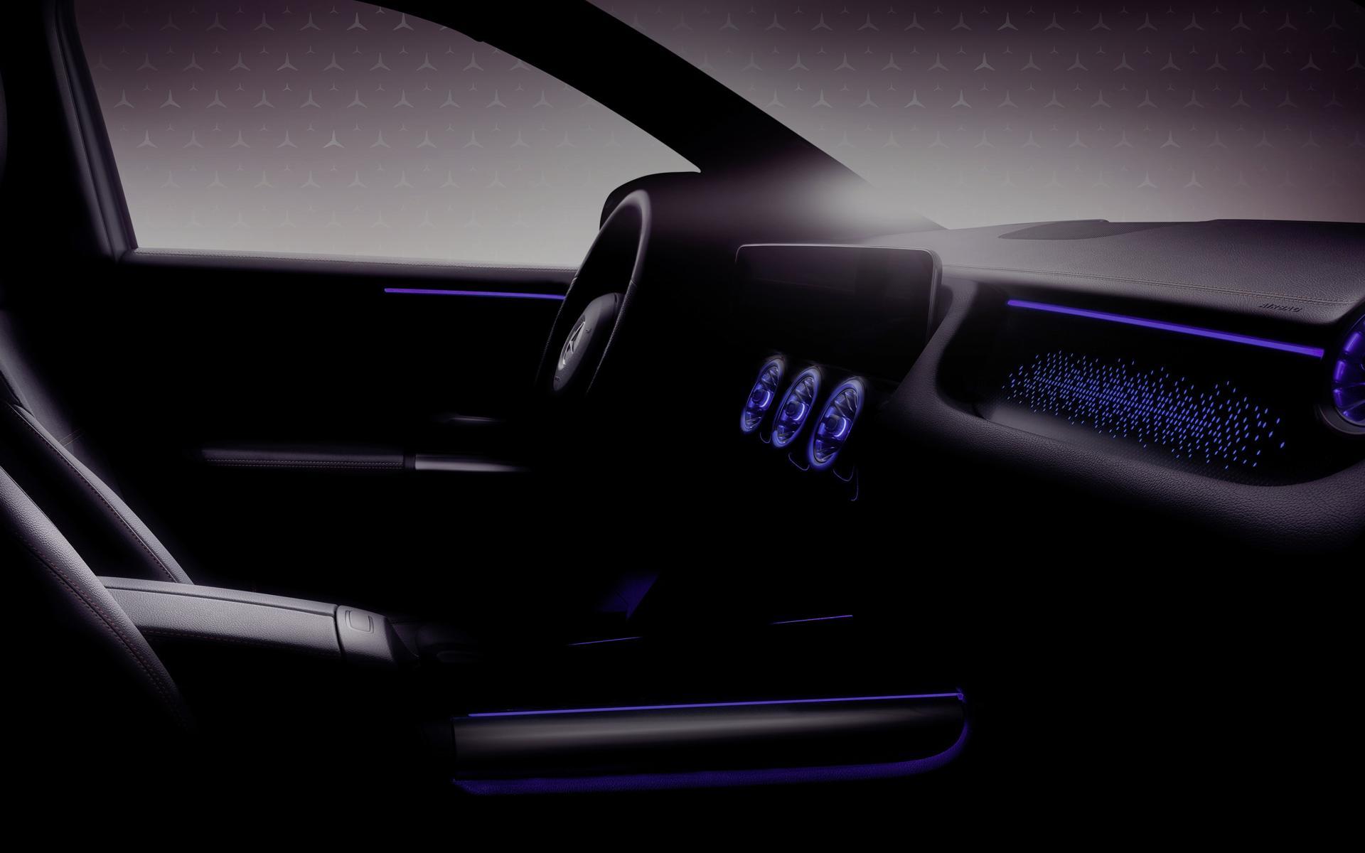 Mercedes-Benz EQA feiert noch im Januar seine Weltpremiere