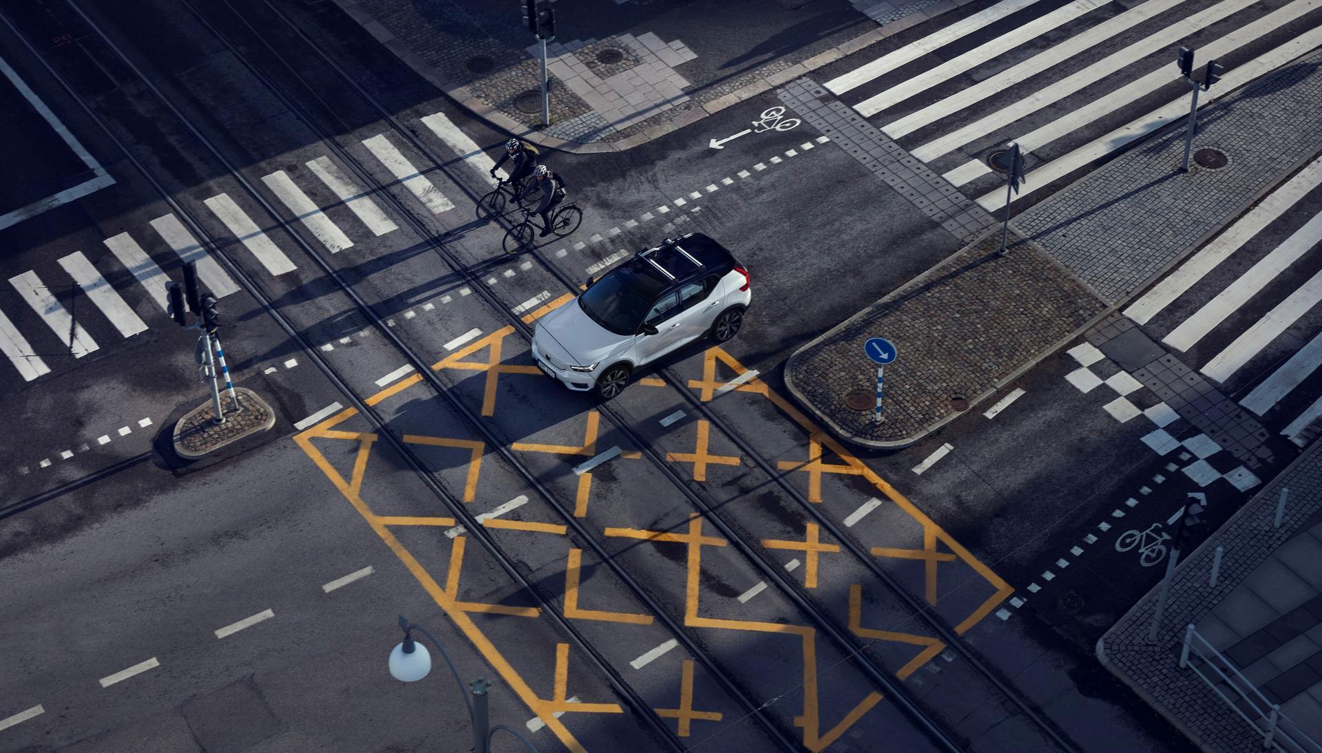 Volvo testet für emissionsfreies Göteborg