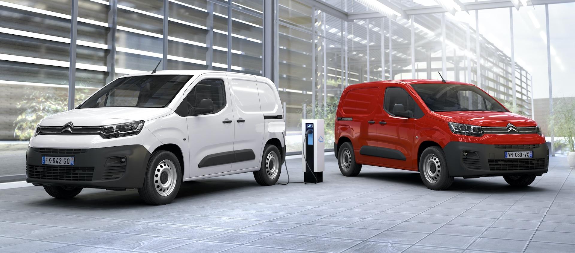 Citroën-ë-Berlingo-Elektro-Kastenwagen-Laden