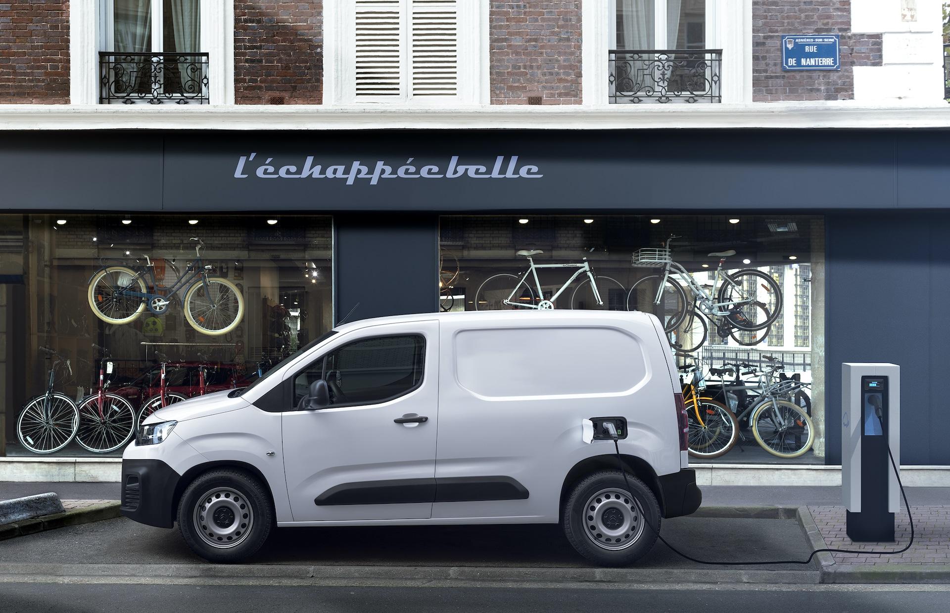 Citroën-ë-Berlingo-Elektro-Kastenwagen