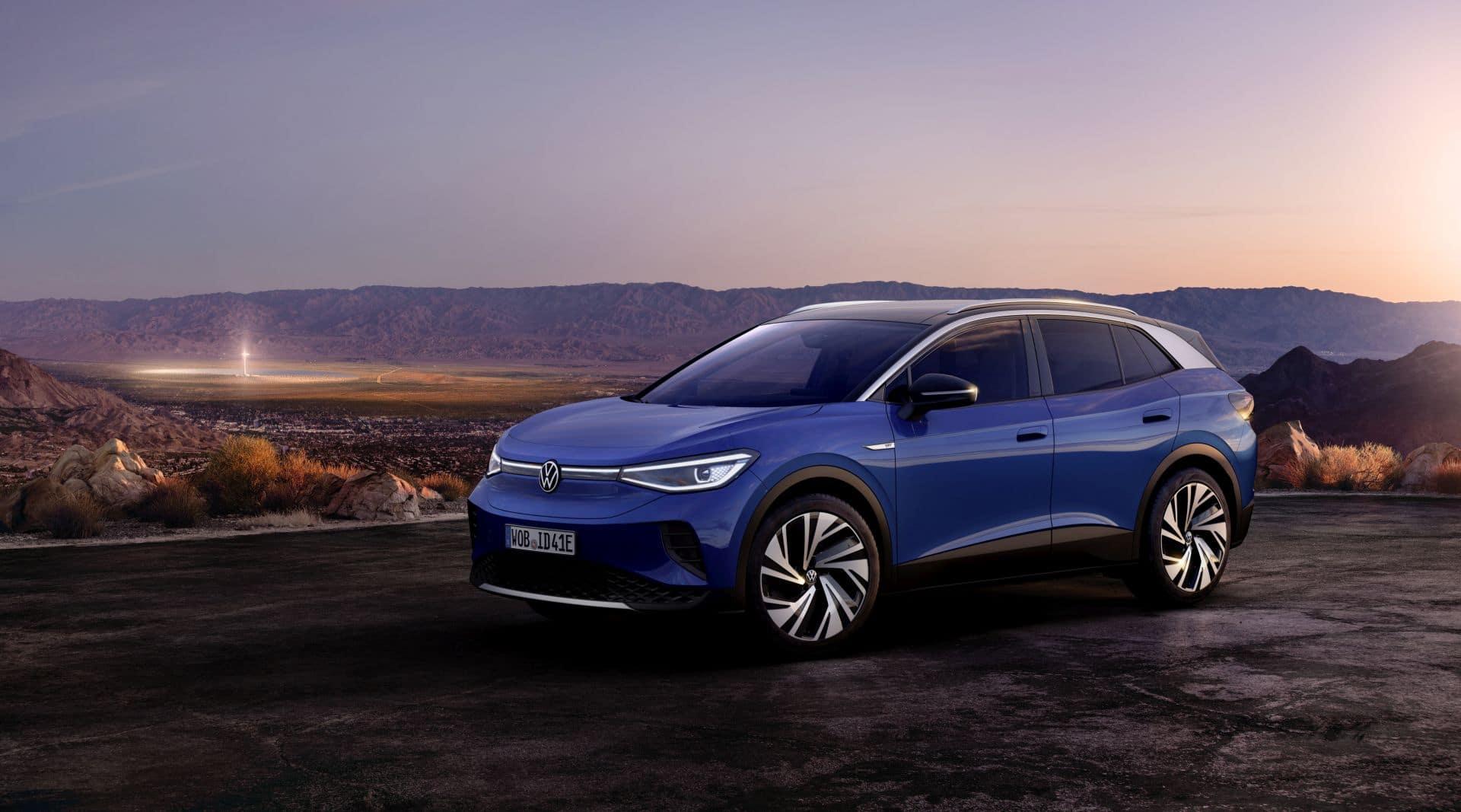 VW verdreifacht Auslieferungen vollelektrischer Fahrzeuge in 2020