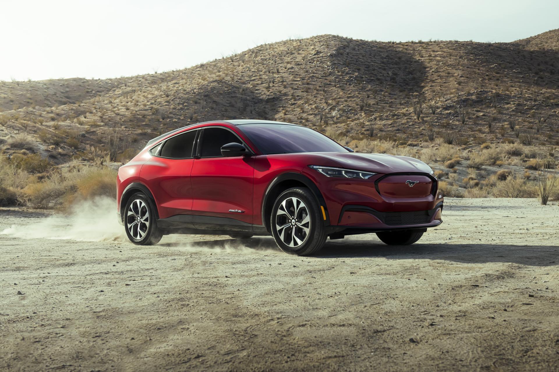 Ford Mustang Mach-E Auslieferung verzögert - zusätzliche Qualitätsprüfung