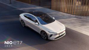 NIO ET7: E-Limousine mit über 1.000 km Reichweite & Sprinter-Qualität