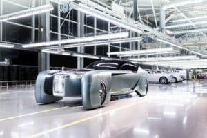 Gerücht: Elektro-Rolls-Royce kommt mit BMW i7 Motoren und riesiger Batterie